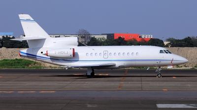 A picture of FHDLJ - Dassault Falcon 900EX - [165] - © NRT Spotter