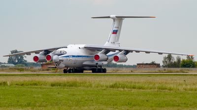 RA-76741 - Ilyushin IL-76MD - Russia - Air Force