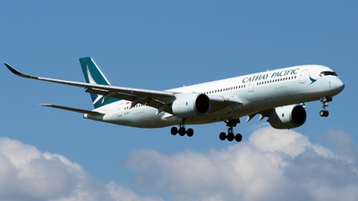 B-LRC - Airbus A350-941 - Cathay Pacific Airways