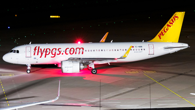 A picture of TCNBB - Airbus A320251N - Pegasus Airlines - © Stefan Schmitz