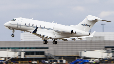 N256WB - Bombardier BD-100-1A10 Challenger 300 - Private