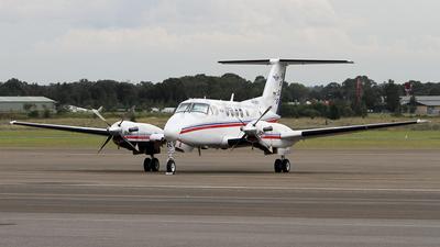 A picture of VHMVY - Beech B200 Super King Air - [BB1324] - © Brenden