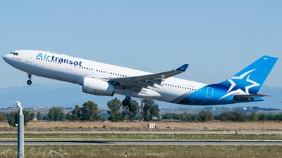 C-GTSJ - Airbus A330-243 - Air Transat