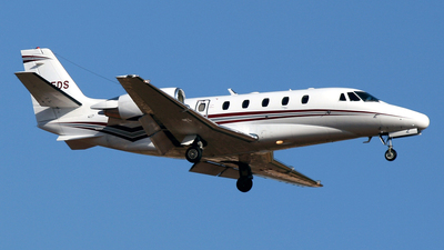 G-REDS - Cessna 560XL Citation Excel - Private