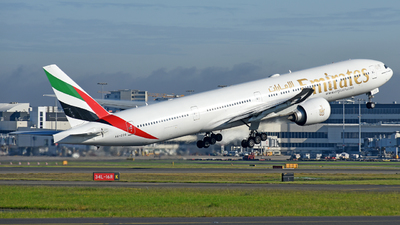 A6-ECO - Boeing 777-36NER - Emirates