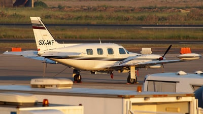 SX-AVF - Piper PA-31T Cheyenne - Private