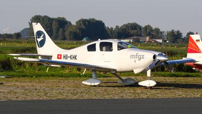 HB-KHK - Columbia 400 - Motorfluggruppe Zurich