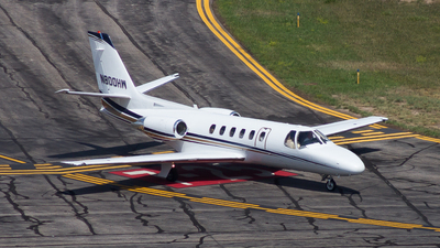 N800HW - Cessna S550 Citation SII - Private