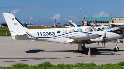 YV2363 - Cessna 340A - Private