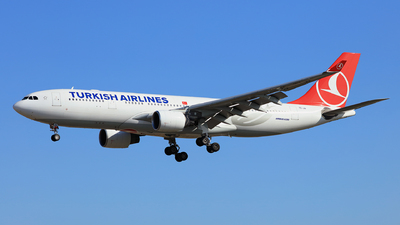 TC-JIV - Airbus A330-223 - Turkish Airlines