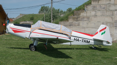 HA-TRM - Zlin Z-226MS Trener - Private