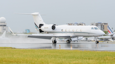 N454VR - Gulfstream G-IV - Private