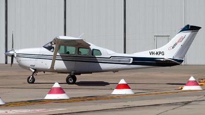 VH-KPG - Cessna TU206G Turbo Stationair - Aero Logistics