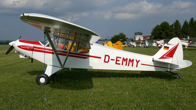 D-EMMY - Piper PA-18-150 Super Cub - Private