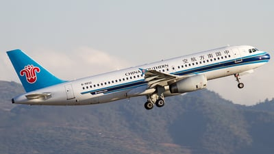 B-9932 - Airbus A320-232 - China Southern Airlines