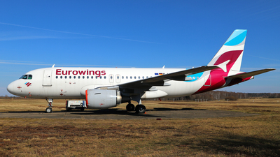 A picture of DABGK - Airbus A319112 - Eurowings - © Daniel Klein