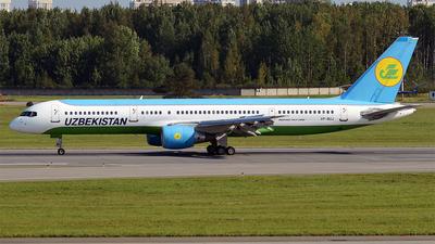 A picture of VPBUJ - Boeing 757231 - [28488] - © Anna Zvereva