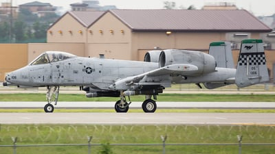 79-0106 - Fairchild A-10C Thunderbolt II - United States - US Air Force (USAF)