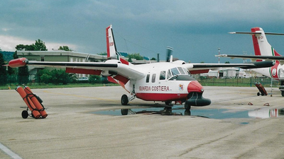 MM25167 - Piaggio P-166DL3-SEM - Italy - Coast Guard