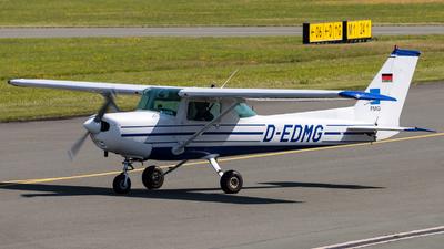 D-EDMG - Cessna 152 - FMG - FlightTraining