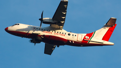 MM62208 - ATR 42-420MP Surveyor - Italy - Coast Guard