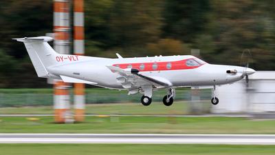 OY-VLT - Pilatus PC-12/47E - Private