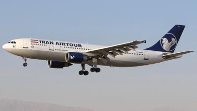 EP-MDM - Airbus A300B4-605R - Iran Air Tours