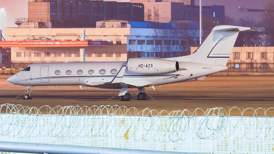 HZ-A23 - Gulfstream G450 - Private