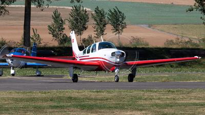A picture of HBEWH - Beech F33A Bonanza - [CE844] - © Alexandre Fazan