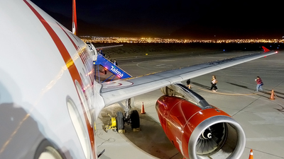 N685TA - Airbus A320-233 - Avianca
