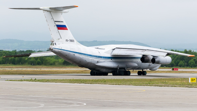 RA-78805 - Ilyushin IL-76MD - Russia - Air Force