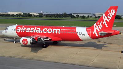 9M-AFE - Airbus A320-214 - AirAsia