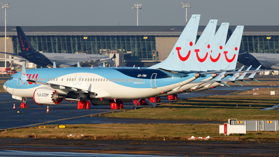 A picture of OOTMA - Boeing 737 MAX 8 - TUI fly - © Borut