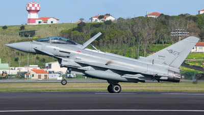 MM7318 - Eurofighter Typhoon EF2000 - Italy - Air Force