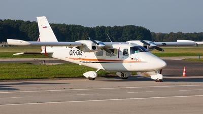 A picture of OKGIS - Vulcanair P68C TC - [48451/TC] - © Radim Koblížka