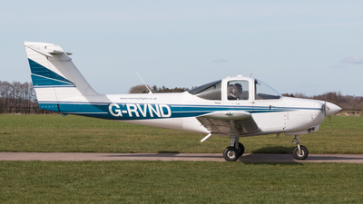 G-RVND - Piper PA-38-112 Tomahawk - Merseyflight Air Training School