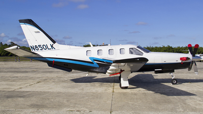 N850LK - Socata TBM-850 - Private