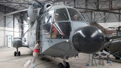 163 - Aérospatiale SA 321G Super Frelon - France - Navy