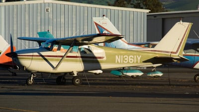 N1361Y - Cessna 172C Skyhawk - Private