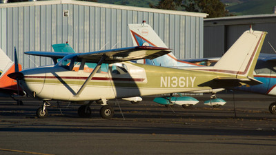 A picture of N1361Y - Cessna 172C Skyhawk - [17249061] - © Taylor Kim