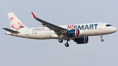 CC-AWK - Airbus A320-271N - JetSmart