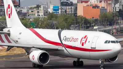 XA-LFR - Airbus A300C4-605R - AeroUnión - Aerotransporte de Carga Unión
