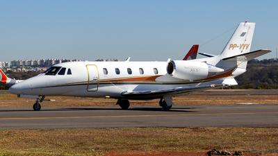 A picture of PPVYV - Cessna 560XLS Citation Excel + - [5606012] - © LazaroEdu