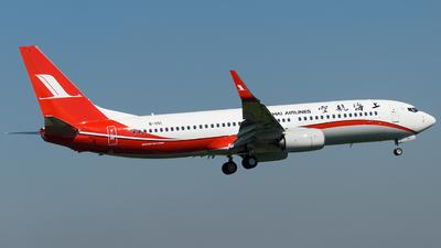 B-1151 - Boeing 737-89P - Shanghai Airlines