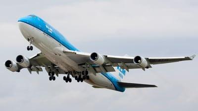 PH-BFM - Boeing 747-406(M) - KLM Royal Dutch Airlines
