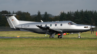 D-FLUR - Pilatus PC-12/47E - Private