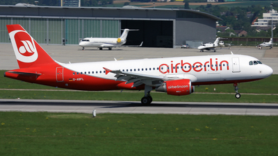 D-ABFL - Airbus A320-214 - Air Berlin