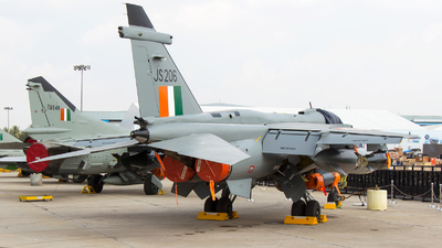 JS206 - Sepecat Jaguar IS - India - Air Force