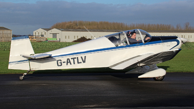 G-ATLV - Jodel D120 Paris-Nice - Private
