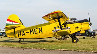 HA-MEN - PZL-Mielec An-2R - Szemp Air